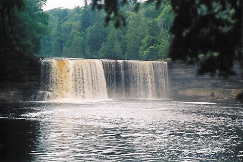 Tahquamenon Falls, U.P. Michigan