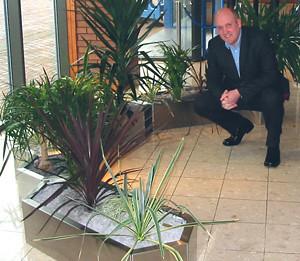 Premiership Plantpots