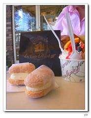 [2004日北小美食紀錄]2004-10-15-難忘的法式蛋糕店