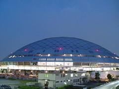 Nagoya Dome 觀戰 2003.08.05
