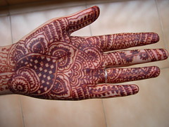 Mehndi / Marudhani photo by Velachery Balu