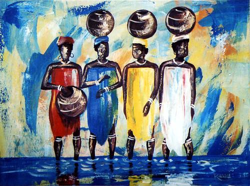 K Baka: River women