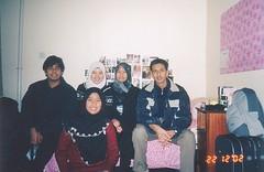 Bersama Pe'ah, Shilla & Sungkai, Leicester, UK