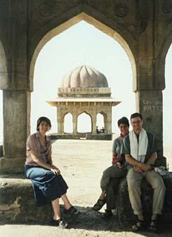 49 India - Mandu