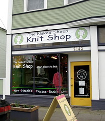 Naked Sheet Knit Shop