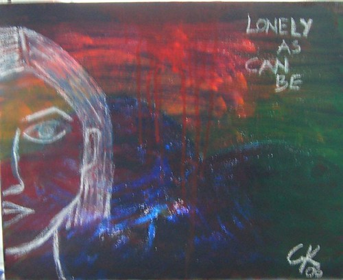 lonely as can be II