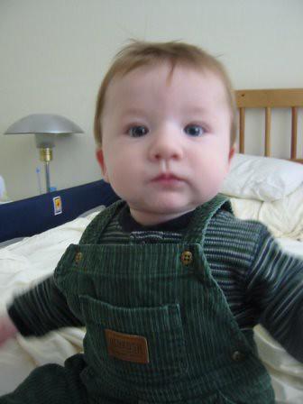 Julien at 7 months