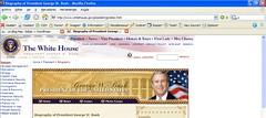 Biografia Presidente EEUU