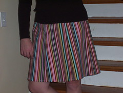 Skirt closeup
