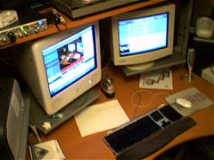 eMac Setup