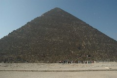Greate Pyramid of Khufu