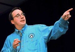 Linus Torvalds - Creatore del kernel linux