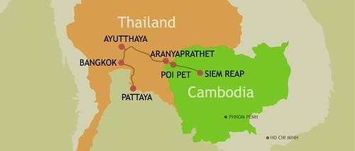 Thai & Cambodia 2006