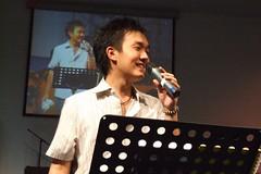 Bernard Yong Shares in Church