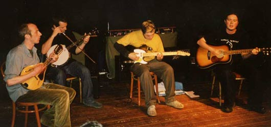 United Bible Studies in Ballymahon, (County Longford) at the Music From the Deserted Village Festival in June 2002.