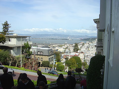 Curly Part of Lombard St 1