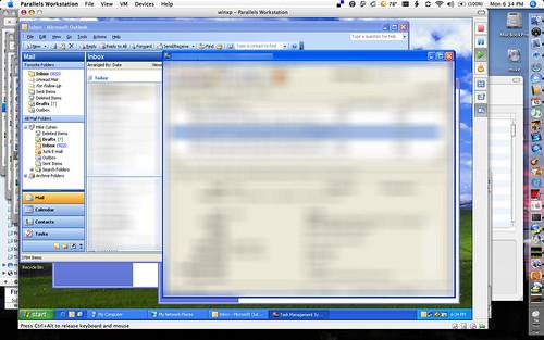 Windows on my Mac