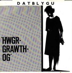 Hwgr-Grawth-Og - Clawr blaen
