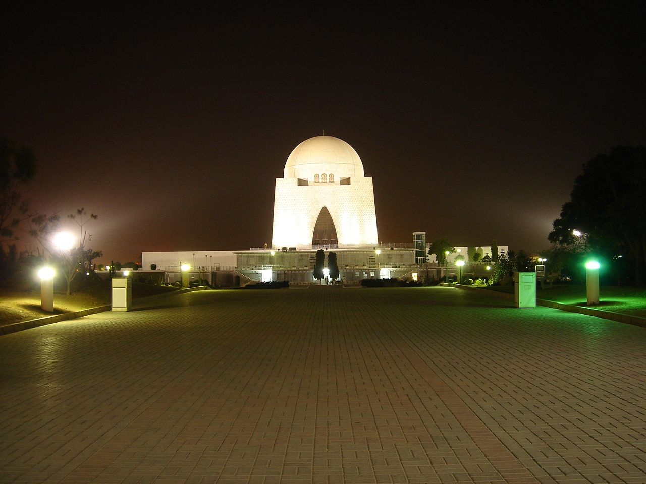 Mazar e quaid dating point