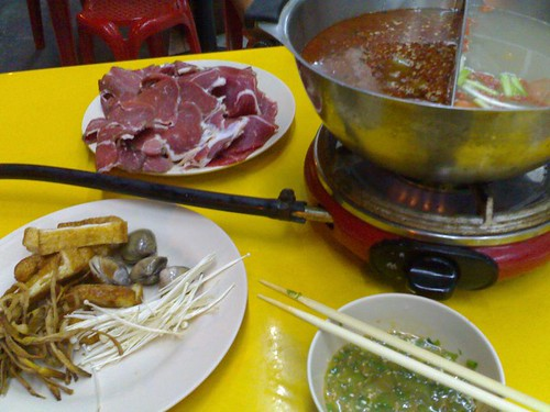 House of Steamboat in Geylang