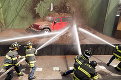 Fire Fighters Revealing Wrangler