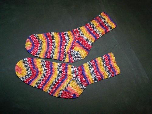 Riotous Socks