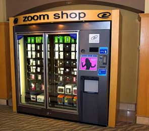 iPod Vending Machines