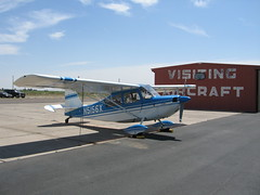 Pecos, Texas Airport