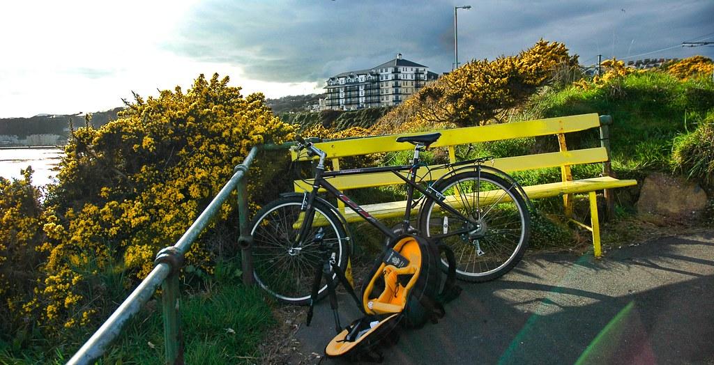 Bike and Backpack trip on Isle of Man
