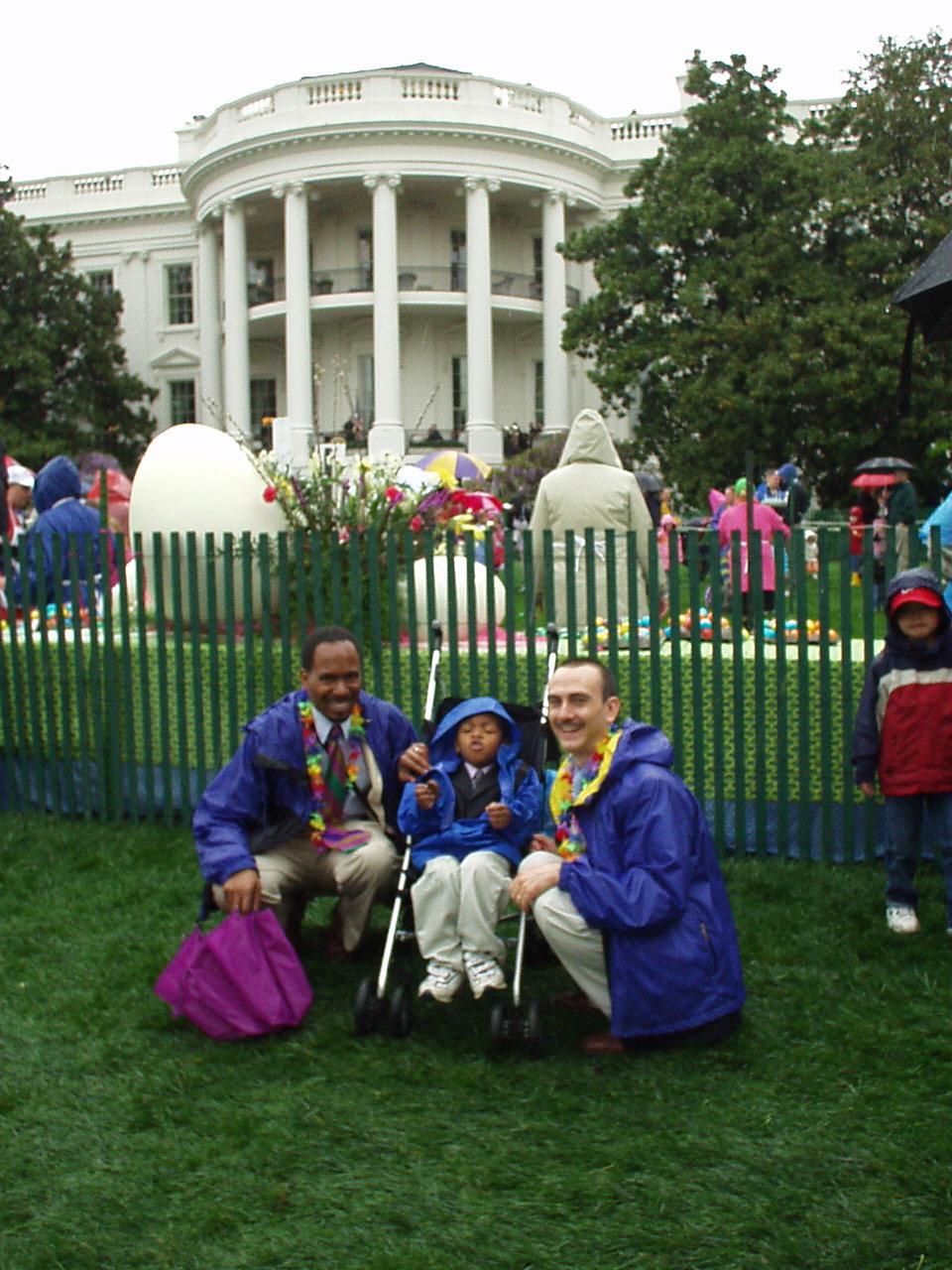 White House Egg Roll
