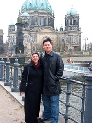 Nicole and Max in Berlin