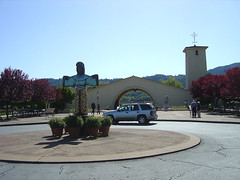 Robert Mondavi Winery - Front