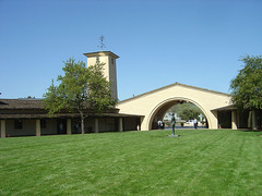 Robert Mondavi Winery - Inside