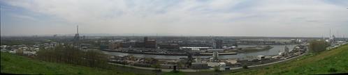 Rheinhafen Panorama