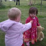 Sharing a flower<br/>22 Apr 2006
