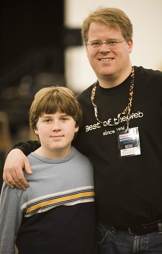 Robert and Patrick Scoble