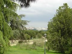 View of the Palacio Real