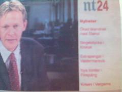 Bild från provsändning av nt24
