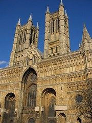 Da Vinci Trail: Lincoln Cathedral (Westminster Abbey)