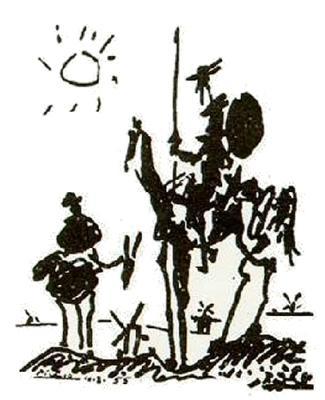 Pablo-Picasso-Don-Quixote-25642