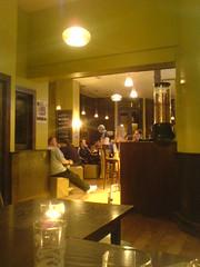 Interior of Polwarth Tavern, Edinburgh