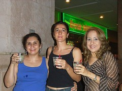 Three Margaritas