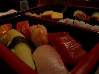 20060310 いっぱち寿司 特上寿司