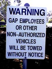 Gap-Parking
