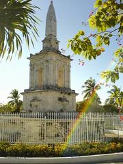 Magellan monument in Lapu-Lapu City, Mactan Island