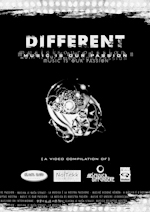 DVD V.A.: Different (Black Rain / Noitekk 2005)