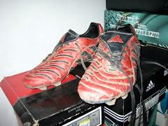 My boots, Predator Pulsado