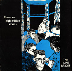 june brides | there are eight million stories