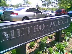 METRO-PLEX II 8201 CORPORATE DRIVE