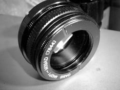 simple focus checker for L mount lens